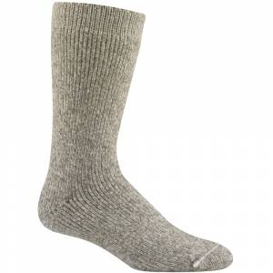 Wigwam Ice Socks insulate feet against the cold.