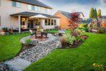 Дизайн двора частного дома фото современных дворов – Красивый Дизайн Дворов Частного Дома: 160+ (Фото) Оформления