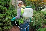 Электрический опрыскиватель – Как выбрать электрический ранцевый аккумуляторный опрыскиватель для сада