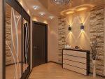 Облицовка стен искусственным камнем – Отделка прихожей декоративным камнем — пошаговая инструкция!
