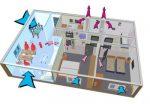 Вентиляция каркасного дома – Как сделать вентиляцию в каркасном доме? ⋆ Финский Домик
