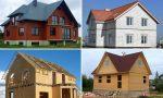 Стены домов – Из чего делать стены частного дома: строительные материалы для стен