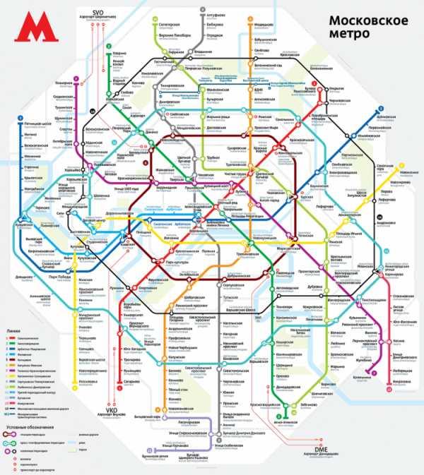 Карта метро москвы 2020 с расчётом времени и новыми