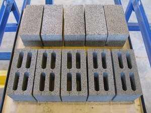 размер блоков из керамзитобетона