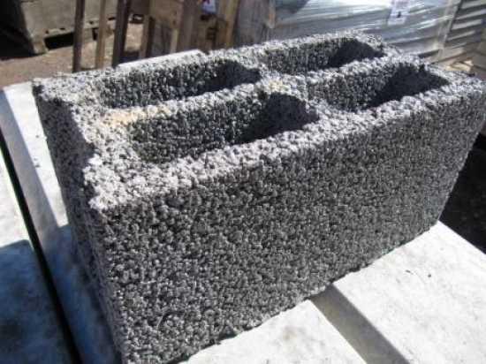 плотность ячеистого бетона